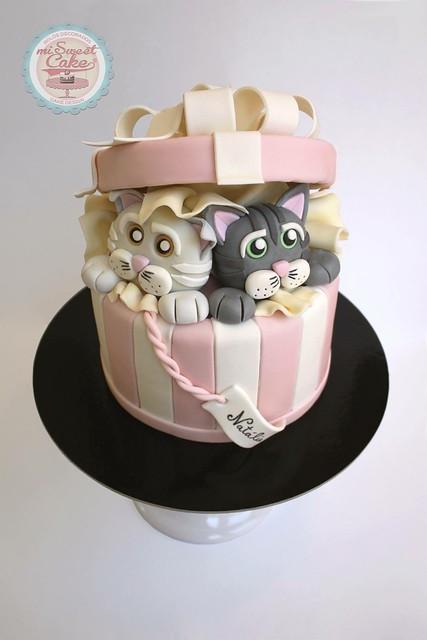 Cake by Maria Sousa of Mi.SweetCake - Bolos Decorados