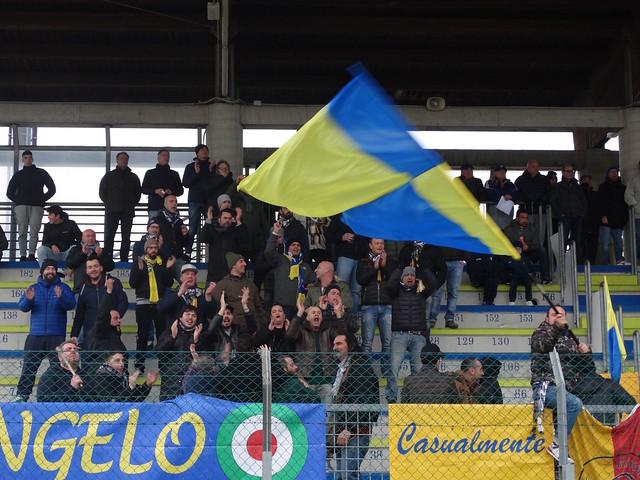 Santarcangelo - Albinoleffe 1-0