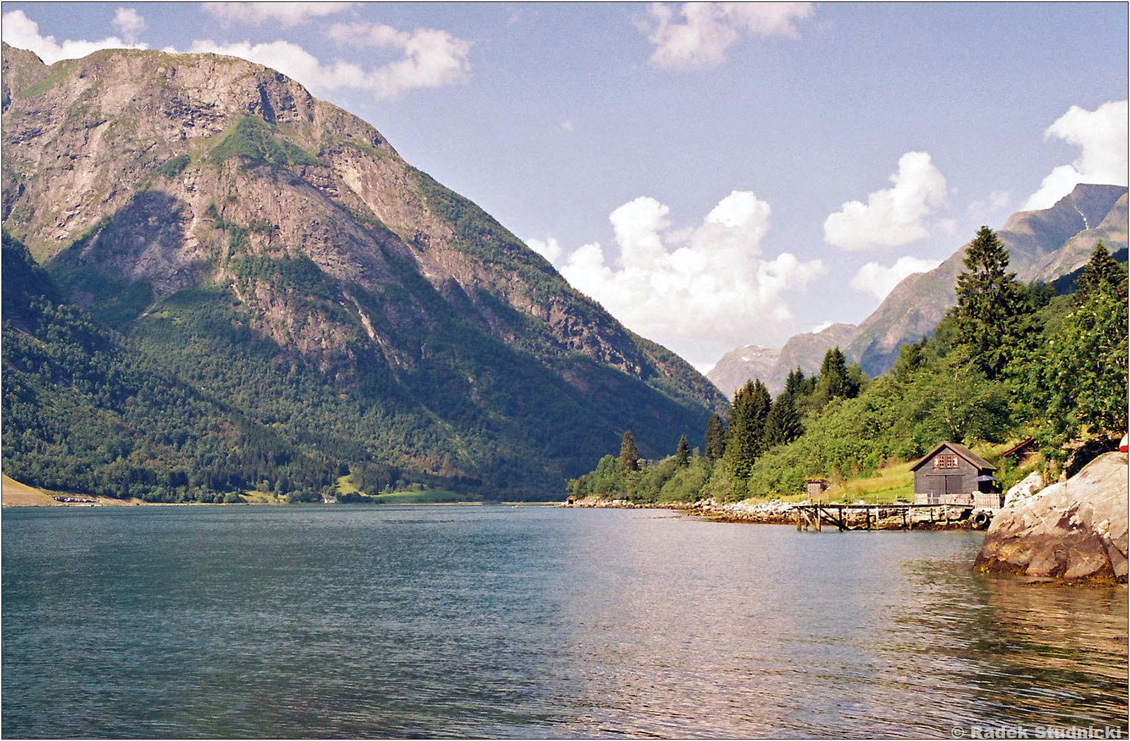 Norweskie fjordy