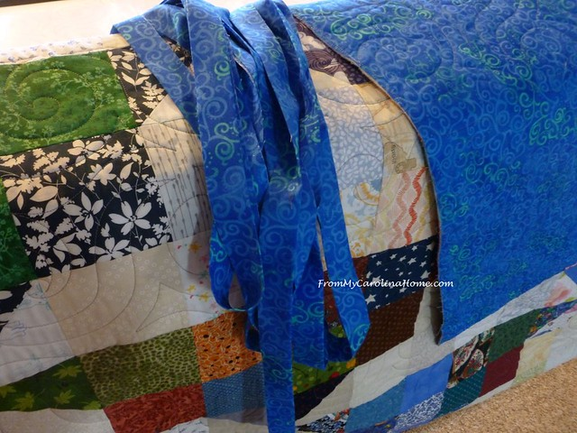 California Thomas Fire Quilts at From My Carolina Home