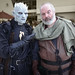 The Night King and Ser Davos by greyloch