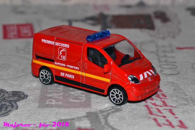 N°239B Renault Trafic 38534256680_69385f0f9c_z