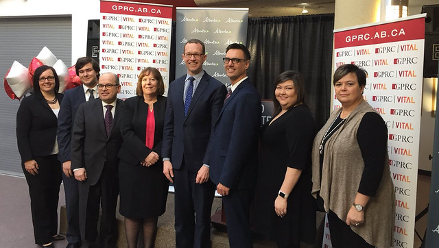 GPRC takes first steps to university status