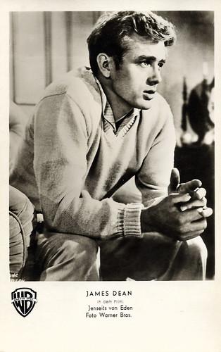 James Dean in East of Eden (1955)