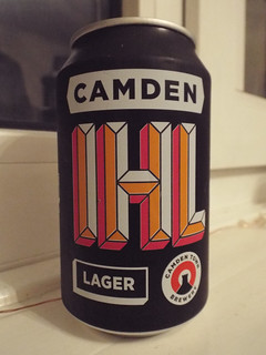 Camden Town, IHL India Hells Lager, England