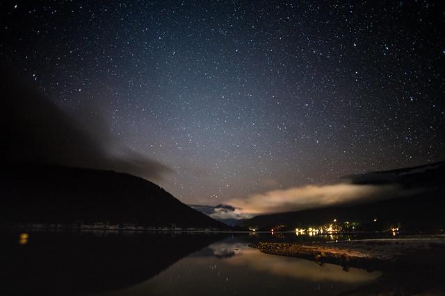 Starry Kootenay Lake