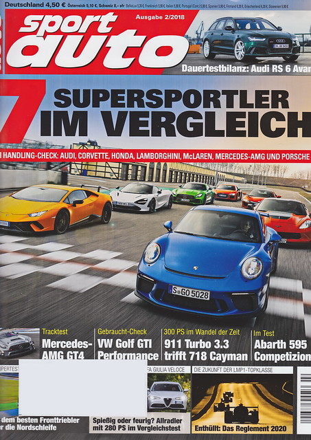 Image of sport auto 2/2018