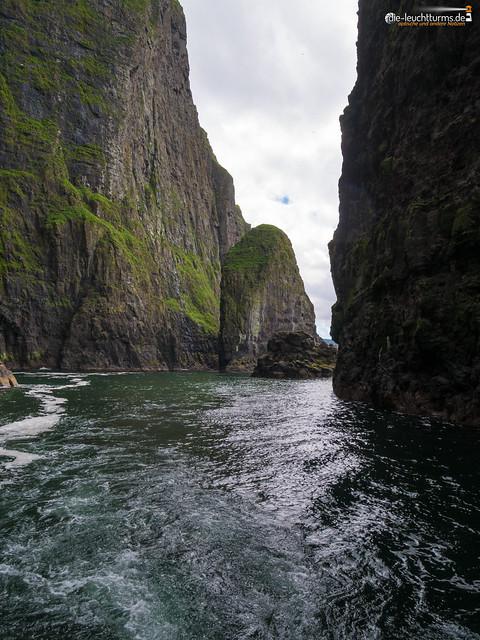 Westcoast of Streymoy