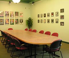 Patron's Lounge