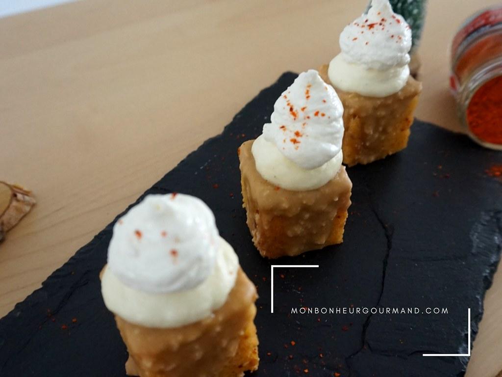 cubes cakes piment d'espelette et noix de coco 1