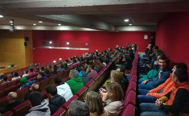 Asamblea Sierra Nevada @Ideal