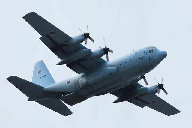 C-130H 35-1071 第1輸送航空隊 第401飛行隊 IMG_3139_2
