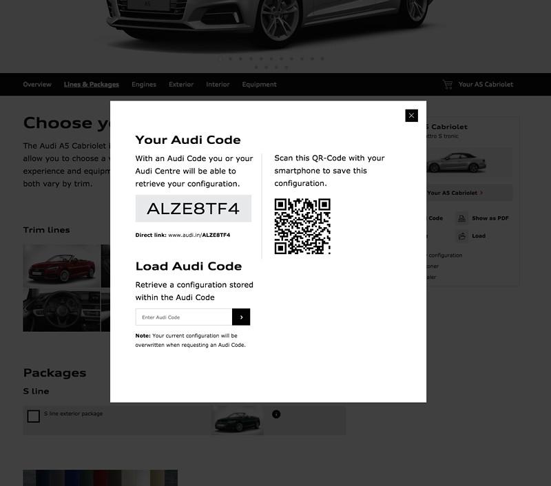 Audi-Code