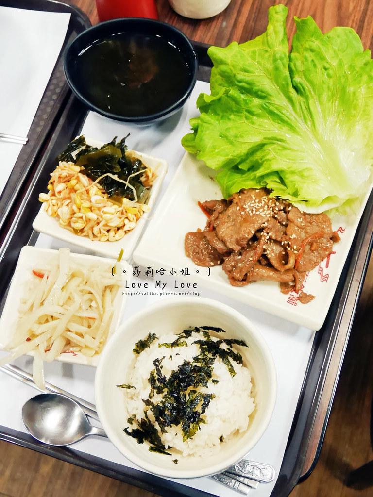 台北信義區莊敬路好吃韓國料理逢香豆腐鍋 (10)