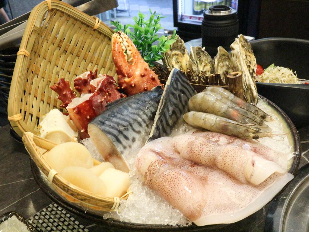原月日式頂級帝王蟹燒烤吃到飽 (20)