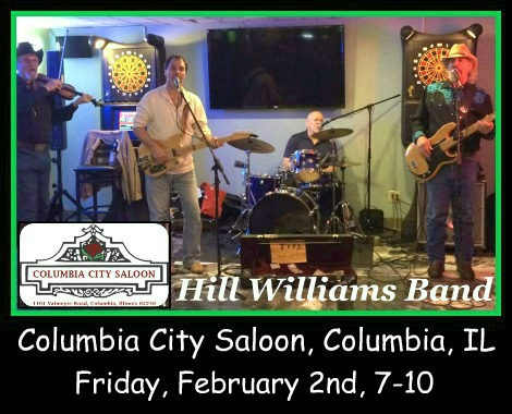 Hill Williams Band 2-2-18