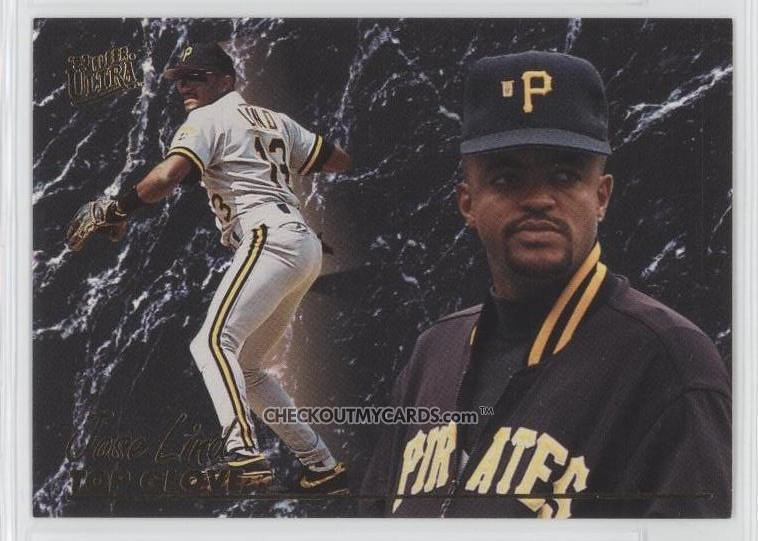 76d1fb9a9 ... Lind and Luis Sojo — teammate of fellow pin-wearer Joey Cora