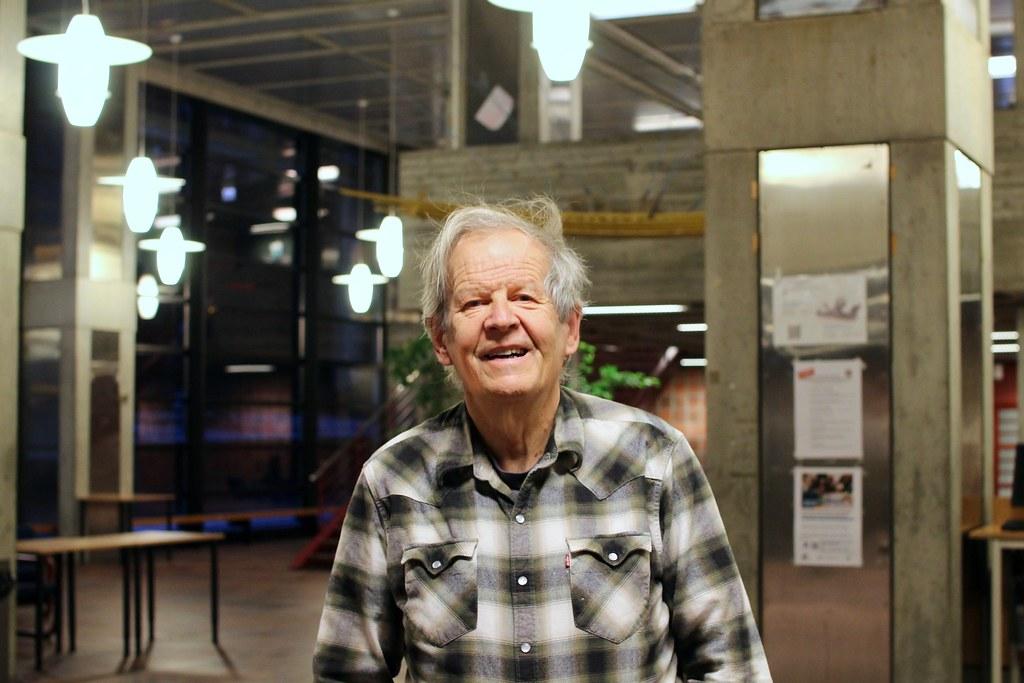 Petter Erling Bjørstad,  Instituttleder Institutt for informatikk