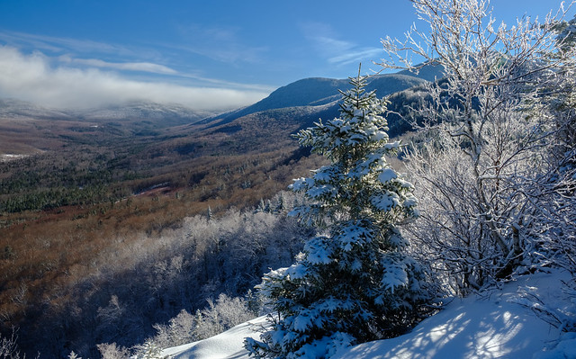 A View from North Sugarloaf, New Hampshire