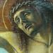 BELLINI Giovanni,1465-70 - Le Calvaire (Louvre) - Detail 19