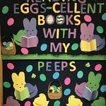 Spring Bookmobile Display