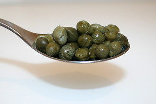 06 - Zutat Kapern / Ingredient capers