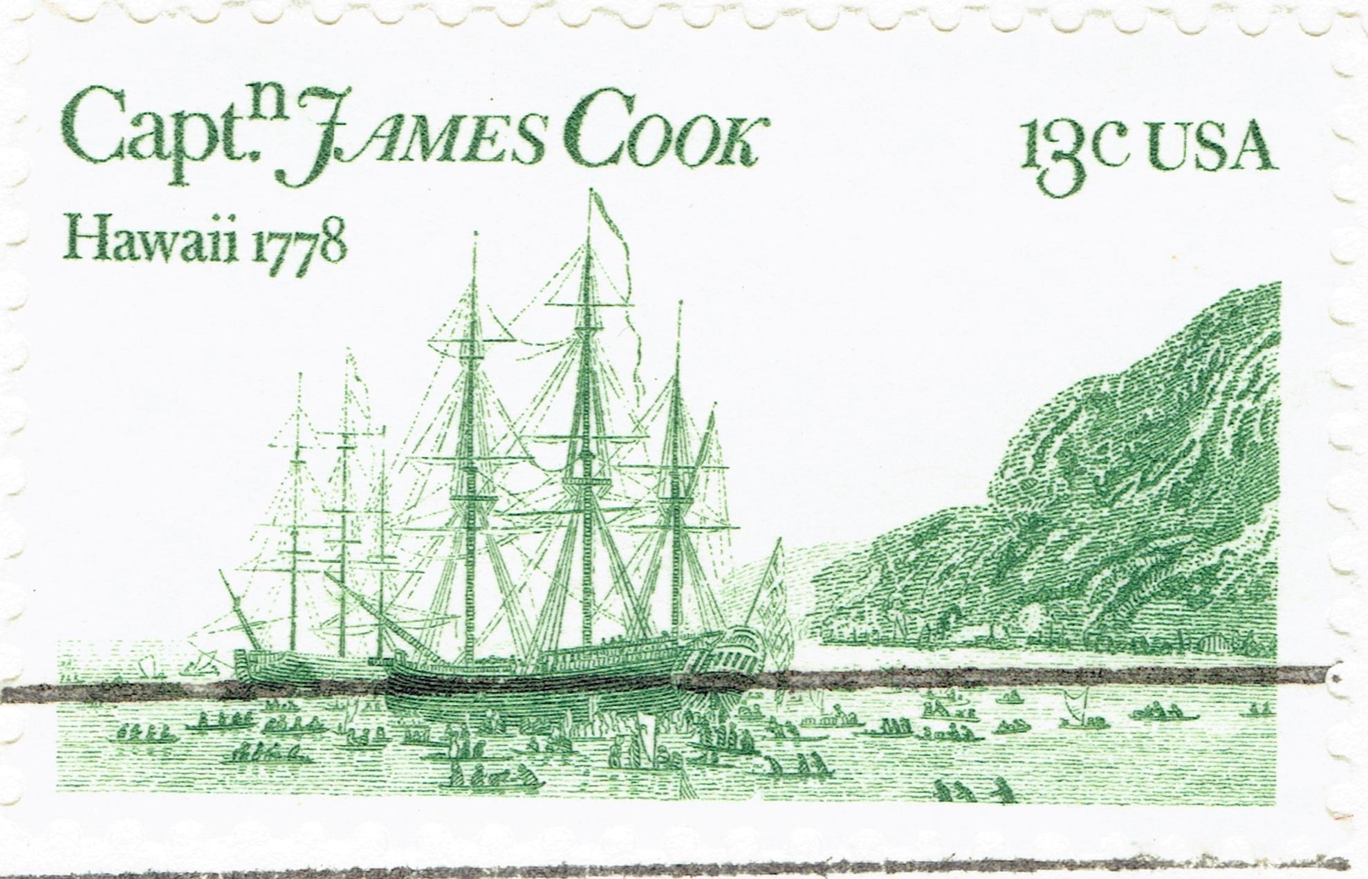 United States - Scott #1733 (1978)