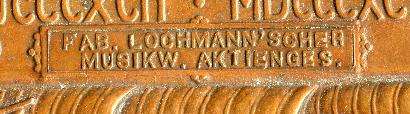 medal-WCE medal St. G-Barber award Lochmann q 76.4 mm r insert closeup