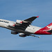 VH-OQF - Airbus A380-842 [29] - QANTAS - EGLL / London Heathrow Airport - 9 December 2017