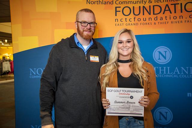 2018 EGF Spring Scholarship Ceremony