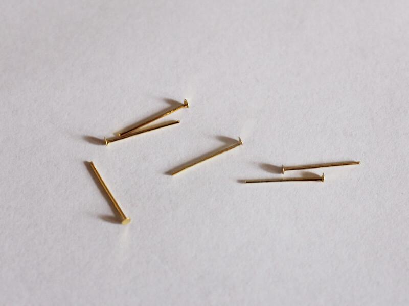 6 head pins