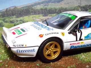 Ferrari 308 GTB4 - Targa Florio - 1982
