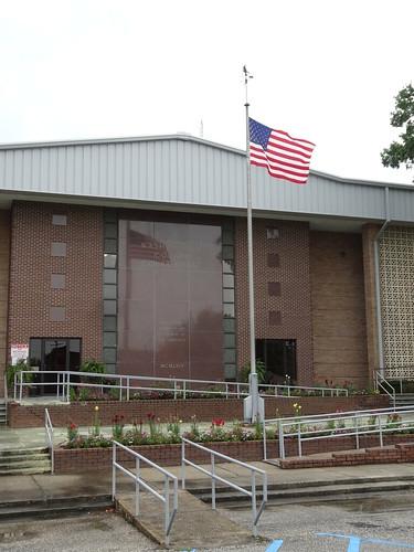 Washington County Courthouse, Chatom, AL2