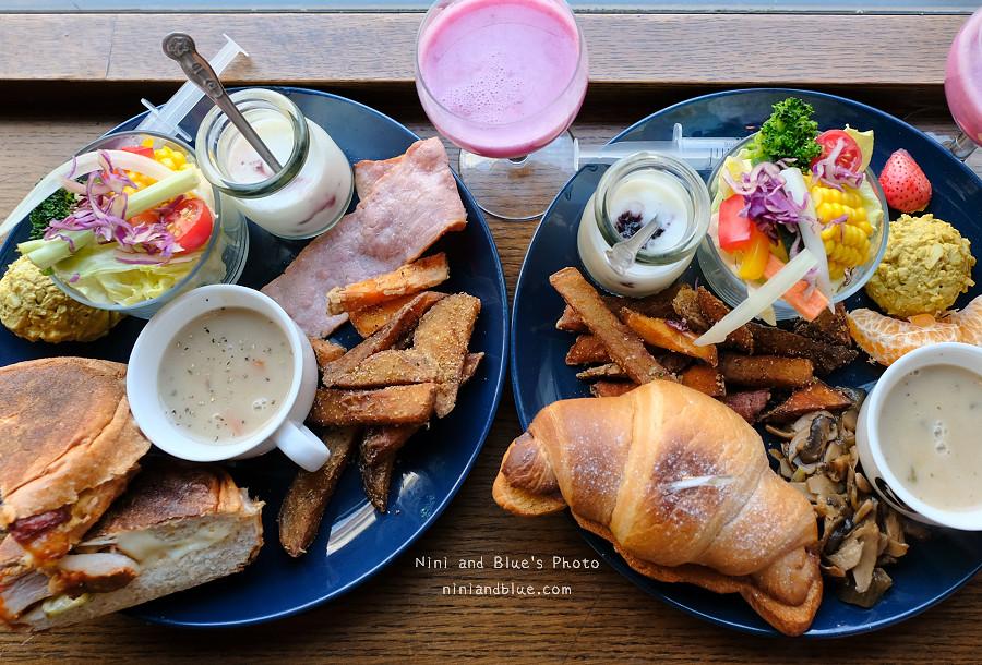 cafe muah.台中早午餐09