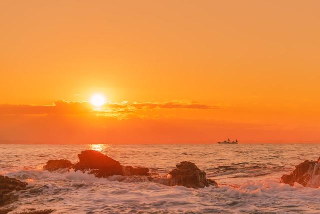 Morning Seascape #5