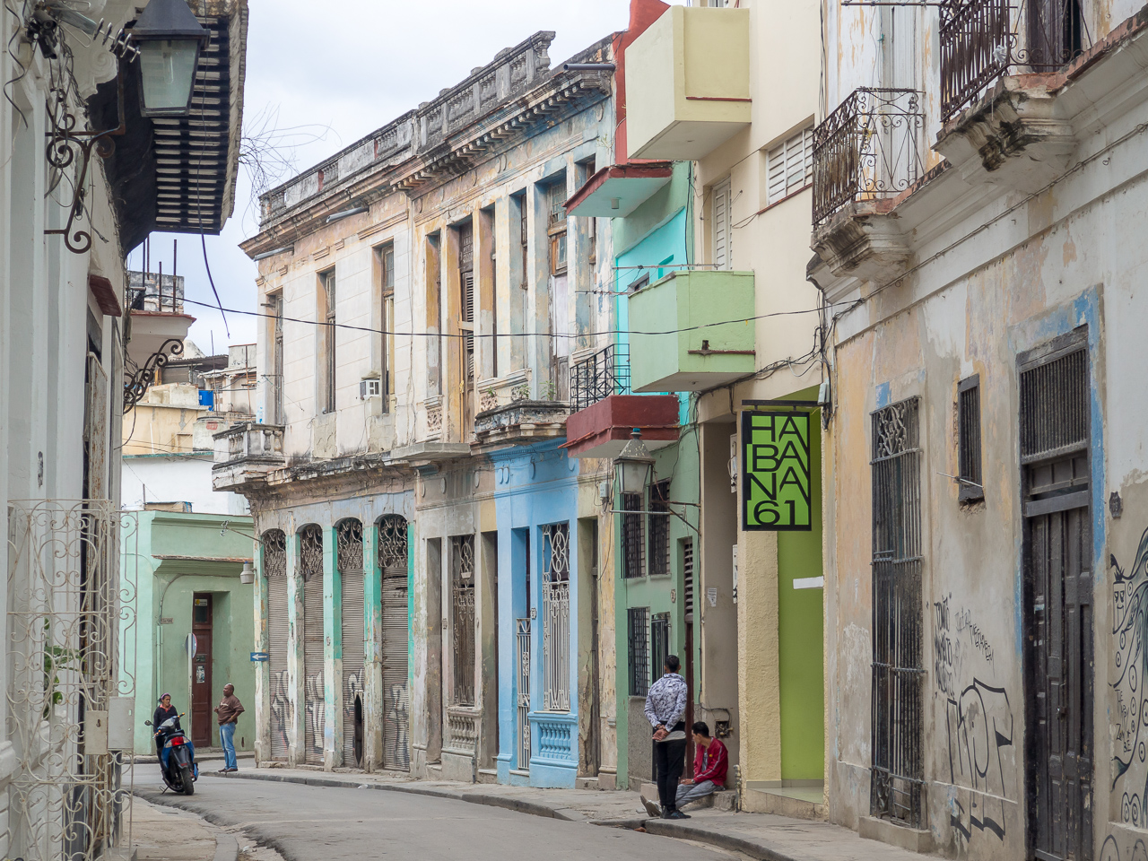 Havannan vanhakaupunki, La Habana Vieja