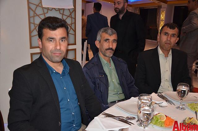 Süleyman Arıkan, Ali Arıkan, Mustafa Arıkan