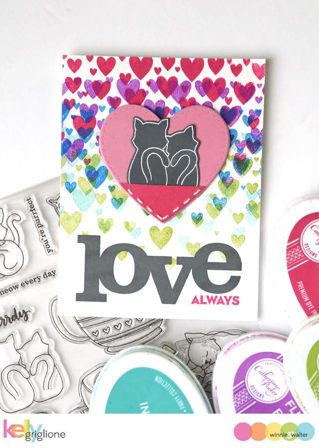 kelly_w&w Love Cats