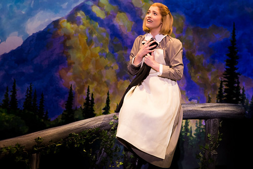 Jill-Christine Wiley as Maria Rainer. Photo by Matthew Murphy. From It Doesn't Matter How Many Times You've Seen the Movie - Here's Why You Need to See Sound of Music on Tour