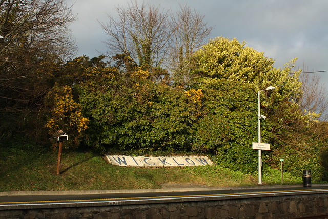 Wicklow train station