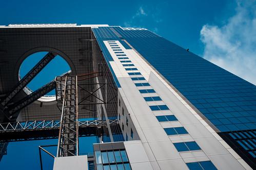 大阪 梅田スカイビル Osaka Umeda Skybuilding