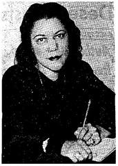 Ray Hughes, confidential aide to black congressmen: 1948