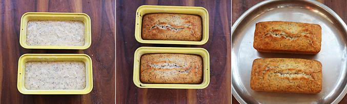 How to make lemon poppy seeds cake recipe - Step6
