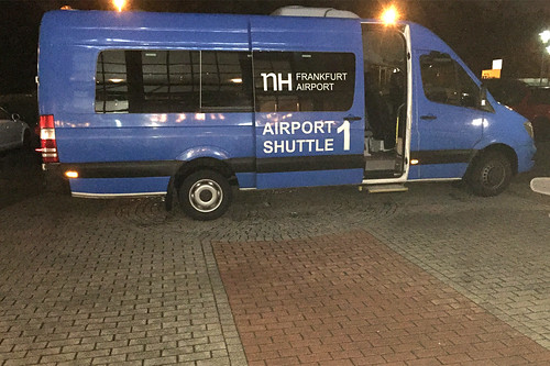 08 - NH-Hotel Frankfurt Flughafen - Shuttle 1