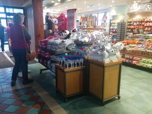 New Baltimore Travel Plaza (3) #newyork #newbaltimore #newbaltimoretravelplaza #plush #latergram
