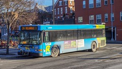 Montgomery County Transit Ride On 2016 Gillig Low Floor Advantage Diesel #44005D
