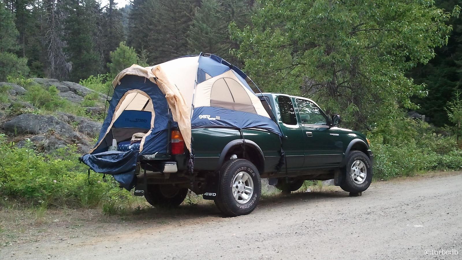 Sportz Truck Tent and Truck Bedzzz