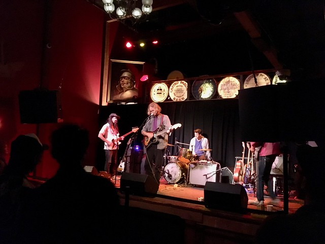 Nap Eyes & Steve Gunn @ Mississippi Studios, Portland, OR, 24 September 2016