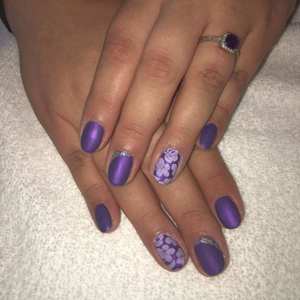 Top 5 Nail Art Tips For Beginners Expert Advice: Eye Catching Matte Nail Art Design Ideas For This Weekend