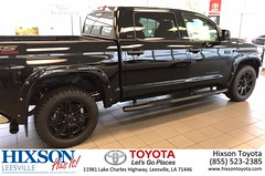 2018 Black Tundra Crewmax For more information... Contact Kevin Marie Grossinger at 210-464-1240